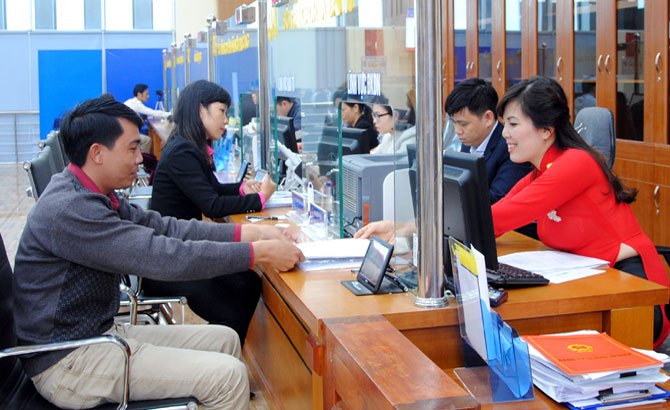 Nâng cao hiệu quả giải quyết TTHC tại Trung tâm Hành chính công tỉnh Bắc Giang